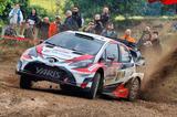画像: WRC 第8戦 ラリー・ポーランド トヨタ タフなラリーを戦い抜きハンニネンが10位で完走