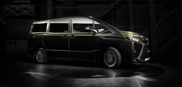 画像: トヨタ ヴォクシー | トヨタ自動車WEBサイト