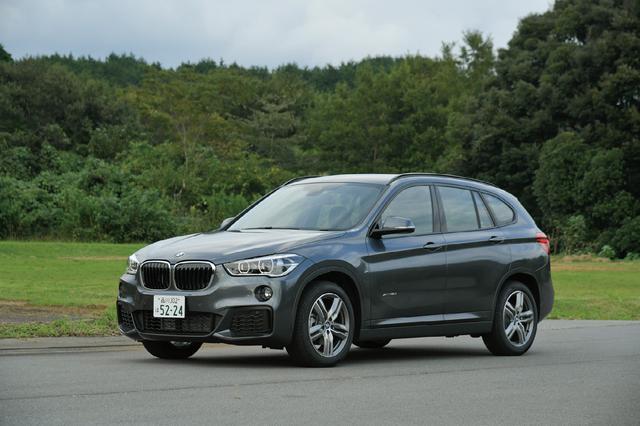 画像: BMW X1 xDrive 18d Mスポーツ。FFとFFベースの4WDを用意する。