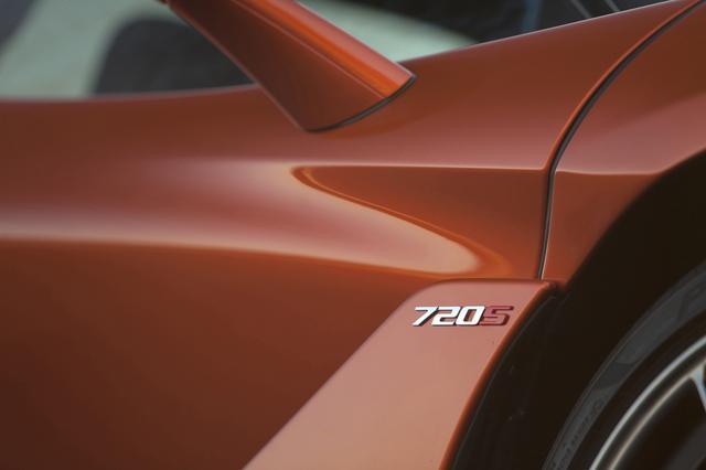 画像: 720Sはマクラーレンのスーパーシリーズの第二世代だ