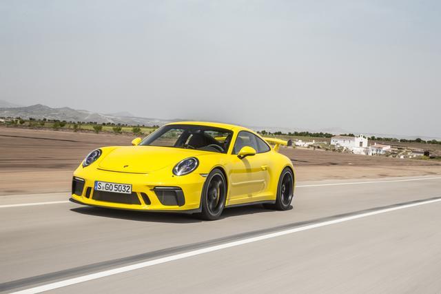 画像: ポルシェ911 GT3のエンジンは新設計!4Lに拡大して最高出力・最大トルク向上