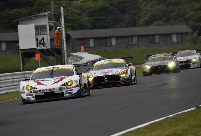 画像: メルセデス、BMWとの4位争いに取り込まれた5号車、結局8位フィニッシュ