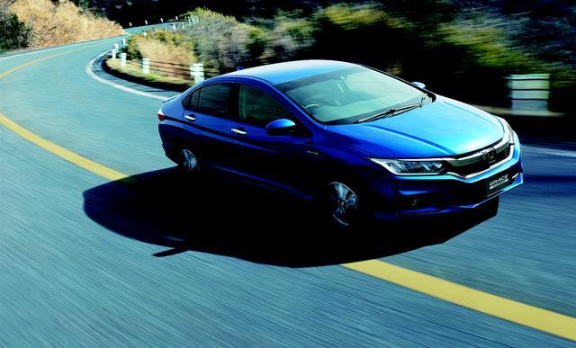 画像2: HYBRID EX・Honda SENSING(ブリリアントスポーティブルー・メタリック)