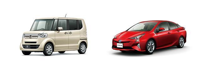 画像: 新車販売 今年上半期トップはN-BOX! 【ニュース】2017年7月6日