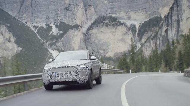 画像: New Jaguar E-PACE | All Weather Testing youtu.be