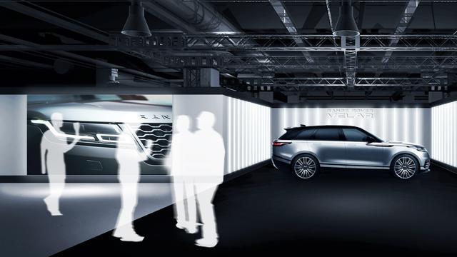 画像: Range Rover Velar | LAND ROVER JAPAN