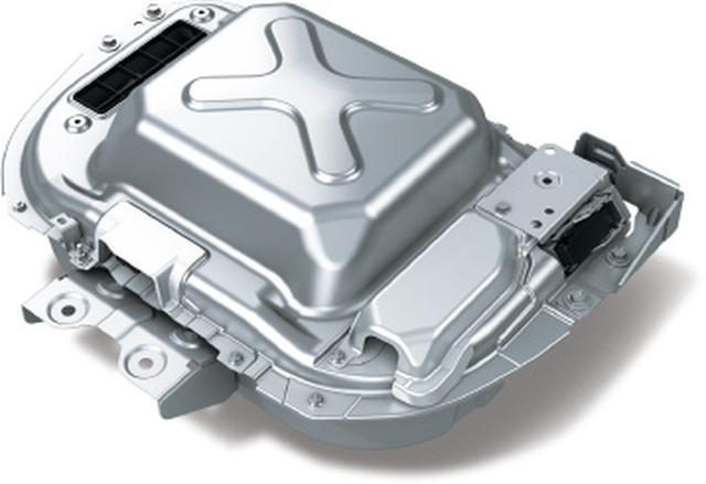 画像: パワーパック(高電圧リチウムイオンバッテリー 100V+インバーター)