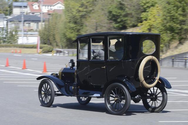 画像: 【試乗】クラシックカー T型フォードを運転する【イベント】