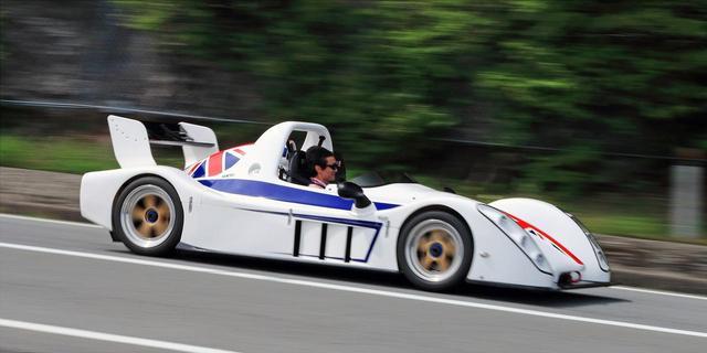画像: 【スポーツカー写真館】Vol.004 ラディカル SR3 SLは公道も走れるレーシングカー!? - Webモーターマガジン