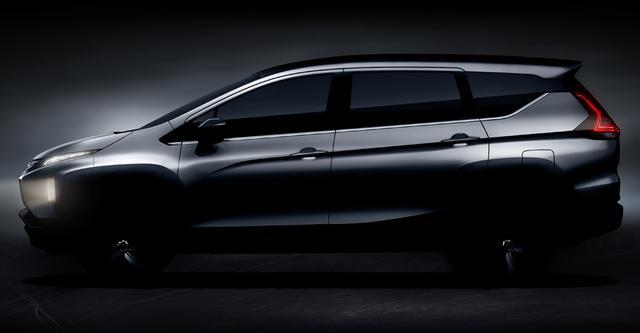 画像: コンパクトなボディで3列シートを実現したクロスオーバーMPV。車名は「エクスパンダー」になるという説が有力だ。