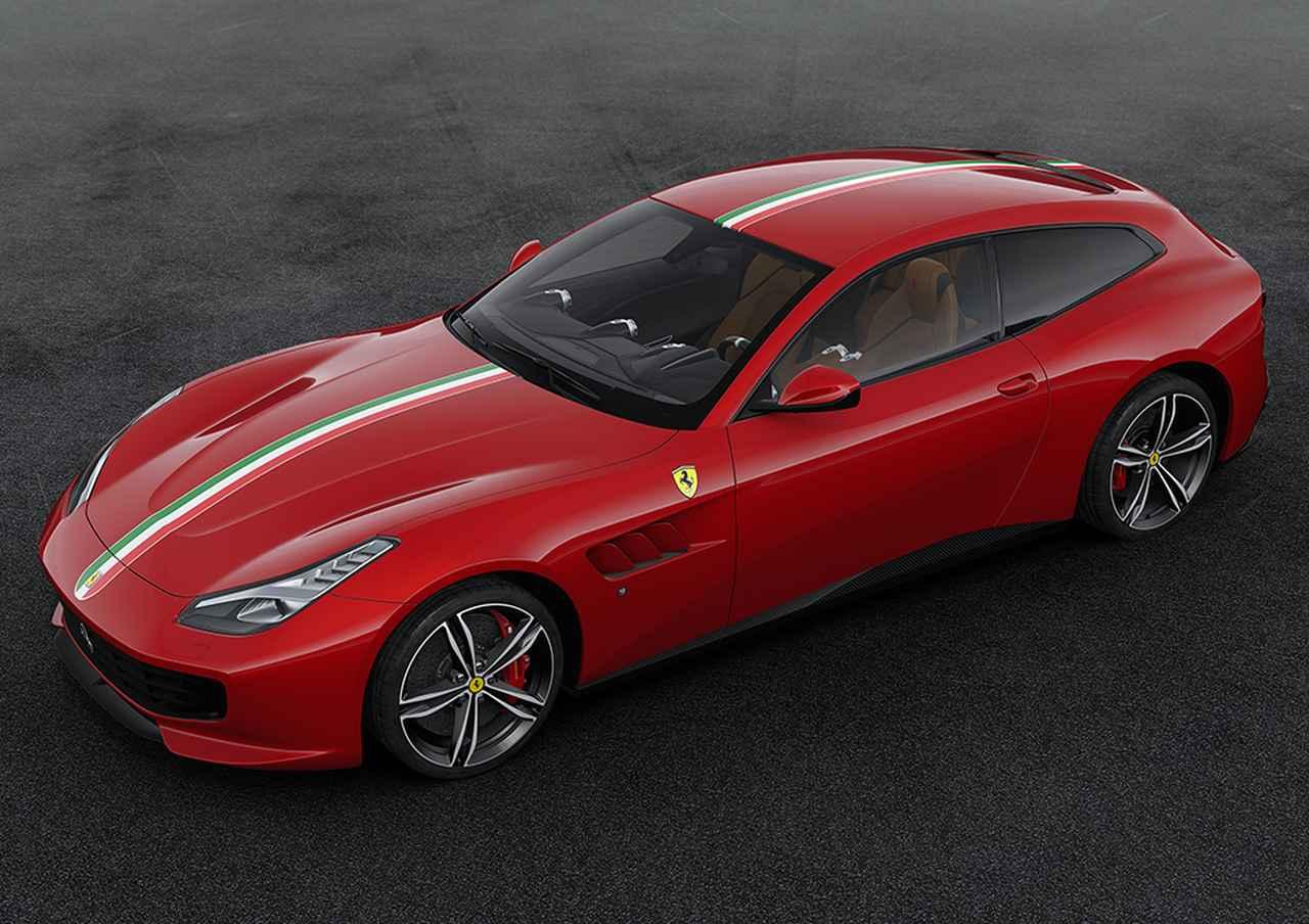 画像: FFの後継モデルとして2016年に登場したフェラーリGTC4ルッソ。