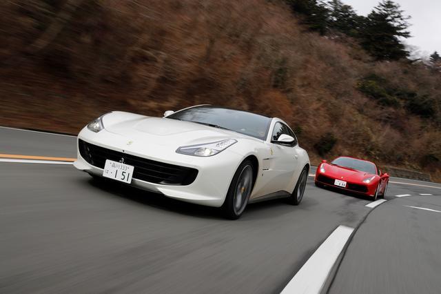 画像: フェラーリのエンジンやサスペンションなど、クルマの主要部品をカバーする最大15年の延長保証