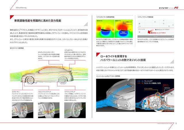 画像8: 【詳細情報】320psのFFスポーツ!新型シビック タイプRはどう進化したのか? 2017年7月27日