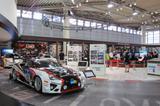 画像: モータースポーツ車両を中心に展示する「ワクドキゾーン」。