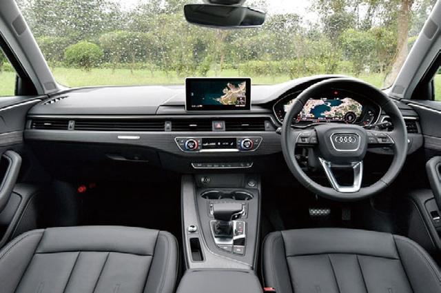 画像: ドライブセレクトにはオフロードモードがある。