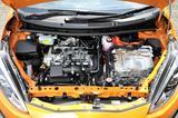 画像: エンジン、モーター、ミッションなどのパワートレーンはスペックも含めノーマルと同じ。