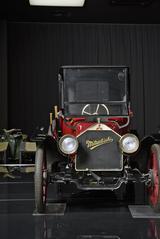 画像: 1919年に三菱がフィアットA3-3を参考に作り上げた日本初の量産車「三菱A型」。