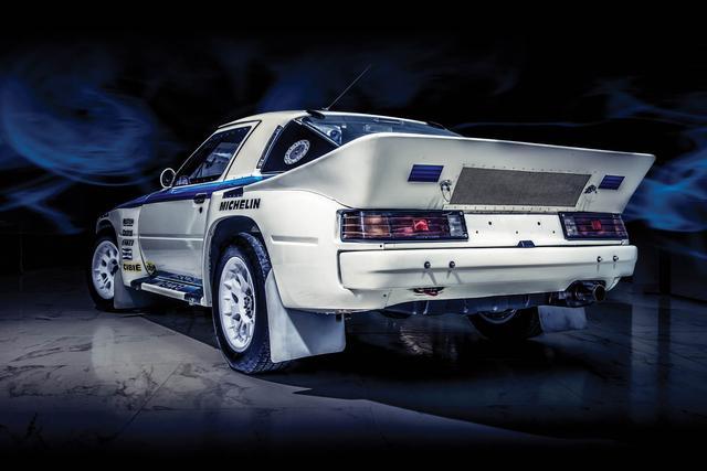 画像: ハイパワーミッドシップ4WDの時代に、オーソドックスなFRで挑んだ。