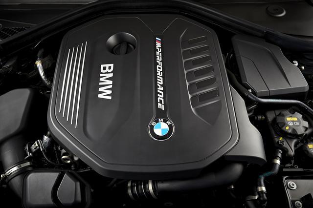 画像: 3ℓ直6ターボのスペックに変更はないが、「シルキー6」が味わえる貴重なエンジン。