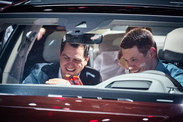 画像: 【イベント】アウディが見せるモビリティの未来 Audi SummitでワールドプレミアされたA8の詳細(その5)