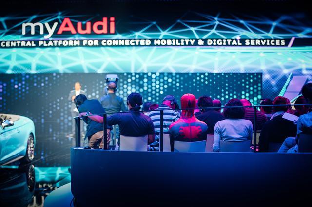 画像33: 【イベント】アウディが見せるモビリティの未来 Audi Summitレポート(特別編)