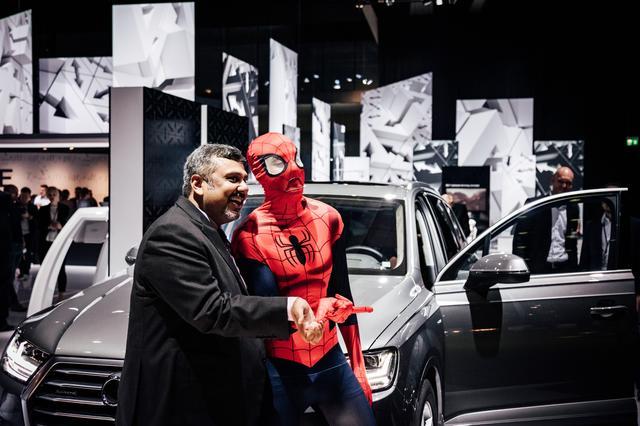 画像36: 【イベント】アウディが見せるモビリティの未来 Audi Summitレポート(特別編)