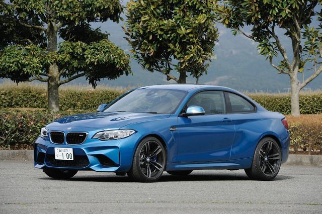 画像: BMW M2 クーペ。ドライビングの楽しさには格別なものがある。