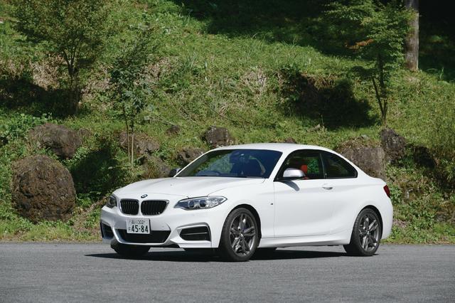 画像: BMW M240i クーペ。Mパフォーマンスオートモービルズだ。