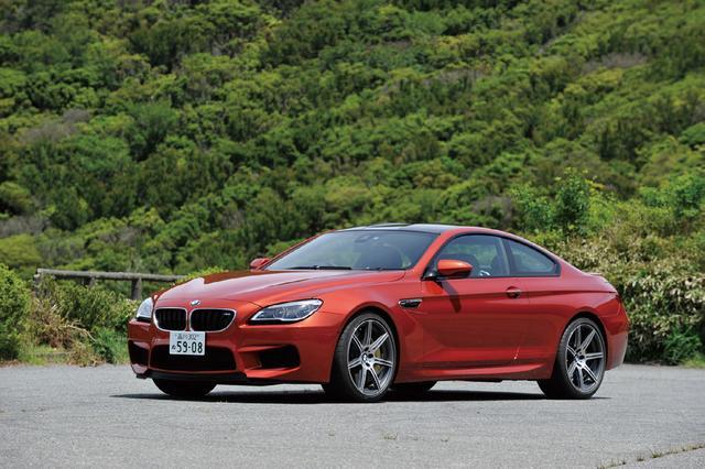画像: BMW M6 クーペ。登場から6年、成熟期にあるBMWのトップクーペ。