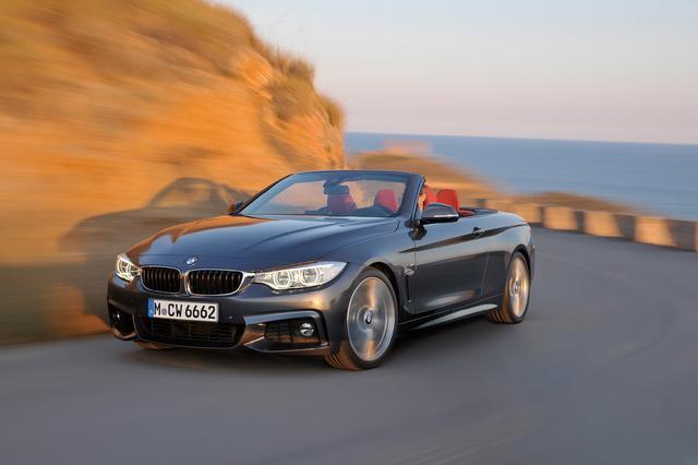 画像: BMW 440i カブリオレ ラグジュアリー。カブリオレは326psの3L直6ターボを搭載する。