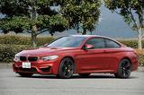 画像: BMW M4 クーペ。この世代からM3 クーペではなく、M4 クーペになった。
