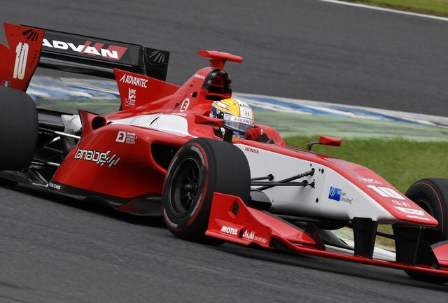 画像3: Red Bullの若きエース P.ガスリーがついに日本初勝利! 【スーパーフォーミュラ Rd04】in ツインリンクもてぎ