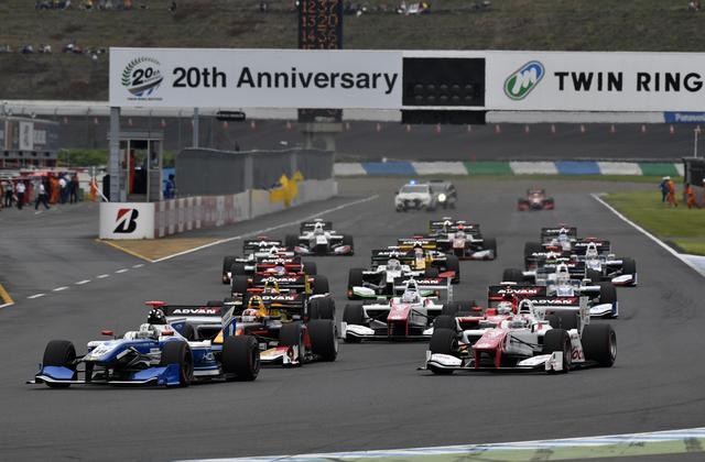 画像2: Red Bullの若きエース P.ガスリーがついに日本初勝利! 【スーパーフォーミュラ Rd04】in ツインリンクもてぎ