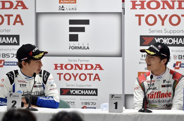 画像1: Red Bullの若きエース P.ガスリーがついに日本初勝利! 【スーパーフォーミュラ Rd04】in ツインリンクもてぎ