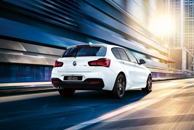 画像: BMW 118i M Sport Edition Shadow。かなり魅力的な限定車だ。
