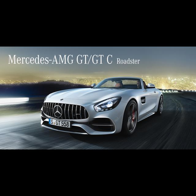 画像: Mercedes-AMG GT Roadster|メルセデス・ベンツ日本