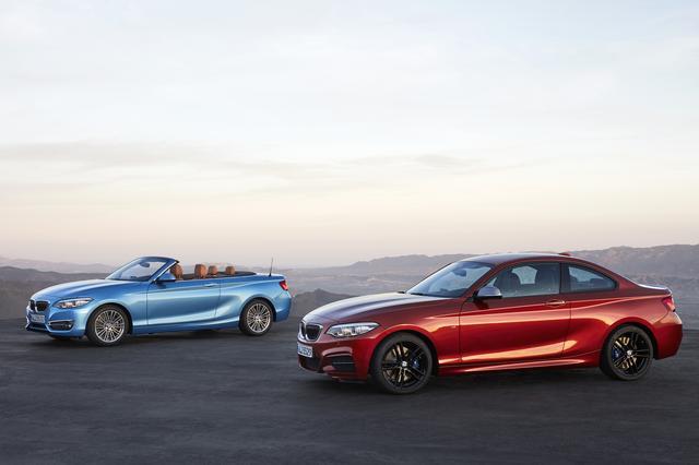 画像: BMW2シリーズ クーペとカブリオレ。乗って楽しいFRコンパクトスポーツだ。