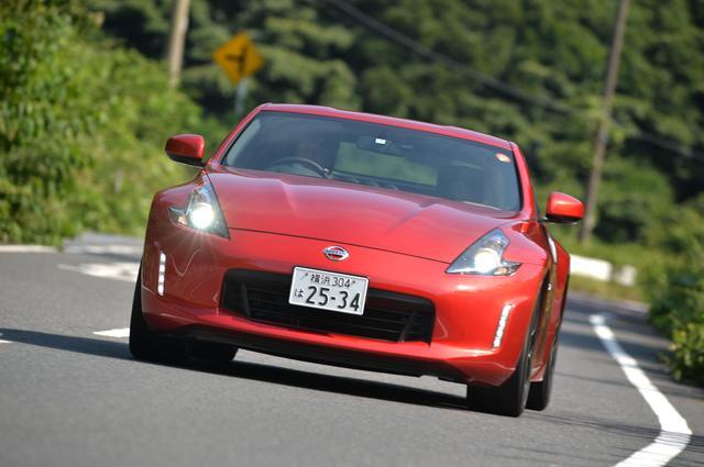 画像: 試乗車はバージョンST、7速ATモデル(521万2080円)。
