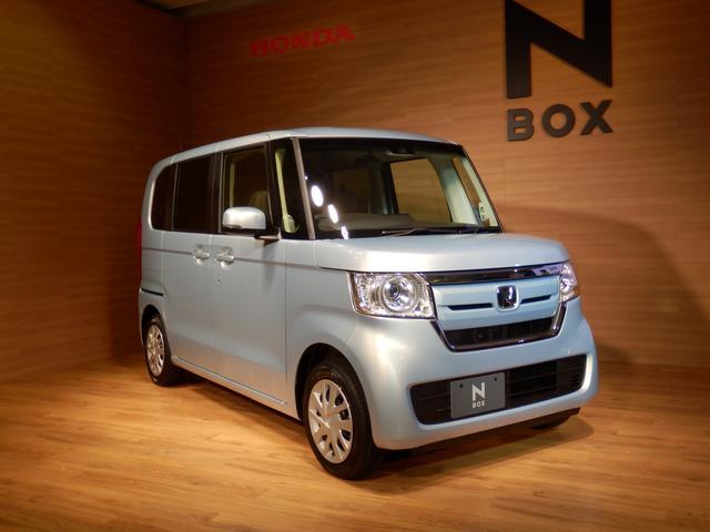 画像: 2代目となった「N-BOX」。Honda SENSINGが標準装備となった。