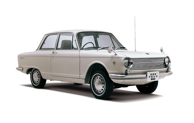 画像: 1965年 フロンテ800。