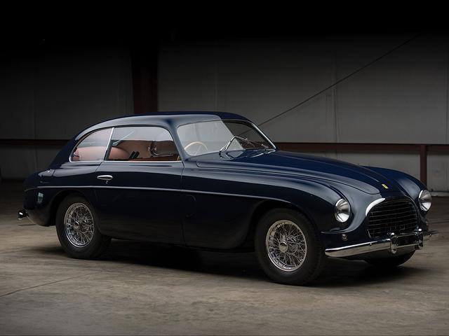 画像: 1950 Ferrari 195 Inter Coupé by Touring | Ferrari – Leggenda e Passione 2017 | RM Sotheby's