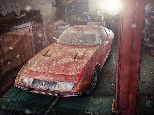 画像: 1969 Ferrari 365 GTB/4 Daytona Berlinetta Alloy by Scaglietti | Ferrari – Leggenda e Passione 2017 | RM Sotheby's