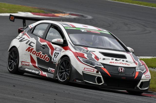 画像: HONDA CIVIC TypeR TCR