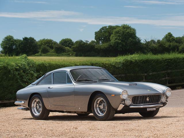 画像: 1964 Ferrari 250 GT/L Berlinetta Lusso by Scaglietti | Ferrari – Leggenda e Passione 2017 | RM Sotheby's