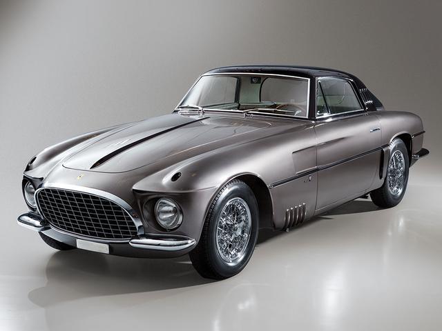 画像: 1953 Ferrari 250 Europa Coupé by Vignale | Ferrari – Leggenda e Passione 2017 | RM Sotheby's
