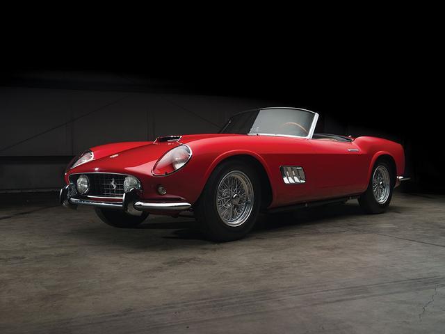 画像: 1959 Ferrari 250 GT LWB California Spider by Scaglietti | Ferrari – Leggenda e Passione 2017 | RM Sotheby's