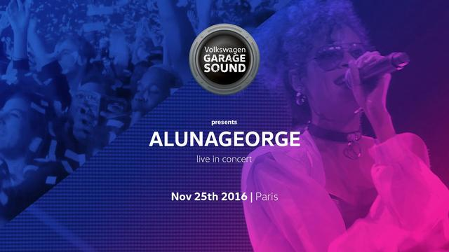 画像: AlunaGeorge - I'm In Control (live in Paris) www.youtube.com