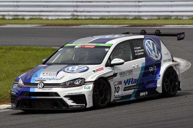 画像: VW Golf GTI TCR