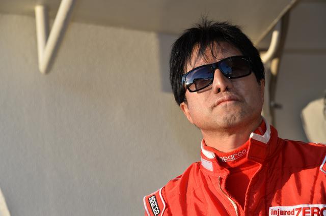 画像: 富士でのレース事故以来、昨年19年ぶりにJAF戦に復帰した太田哲也さん。その走りはまだまだ衰えていない。