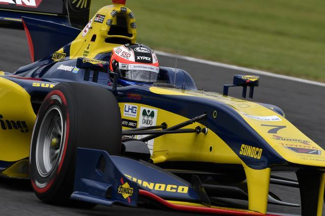 画像: F.ローゼンクビスト:タイヤマネージメントも完璧、決勝では抜群の安定感